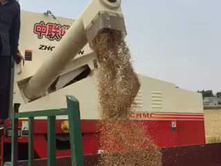 Small Size Wheel Type Rice Combine Reaper Machine pictures & photos