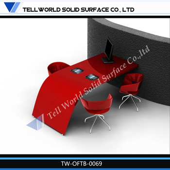 Professional China Office Furniture Manufacturer Moderate Price Of Office  Work Table Modern Office Table