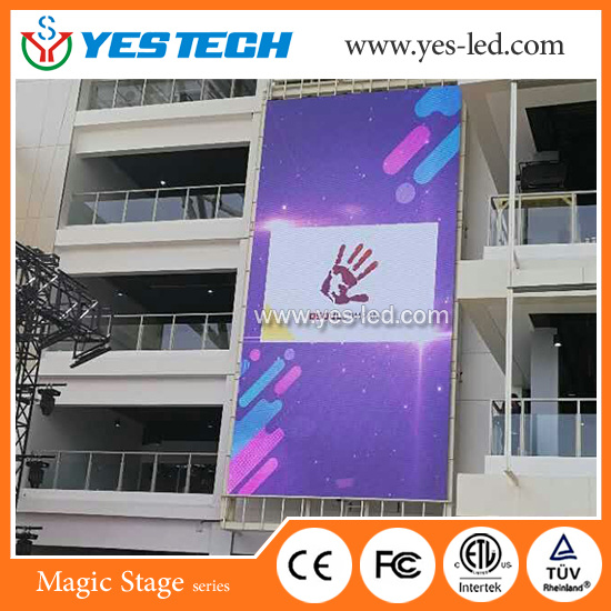 [Hot Item] SMD Outdoor Large LED Display Board China Supplier