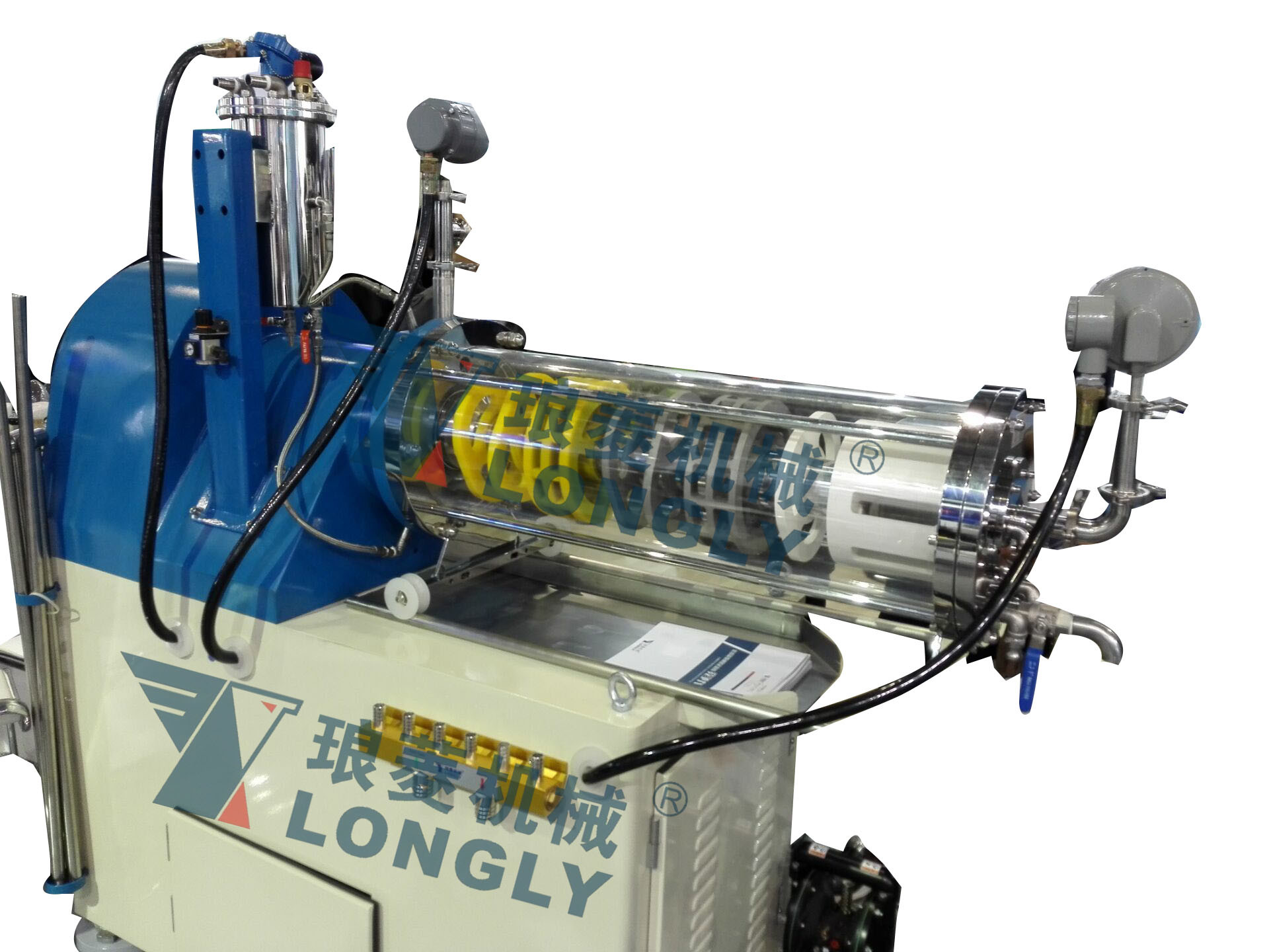 LSM -60B Disk Type Horizontal Bead Mill pictures & photos