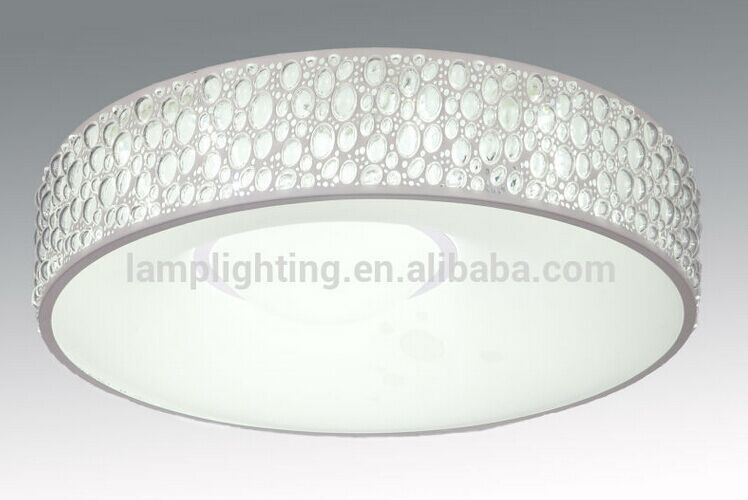 Chinese Style Round White 25w Led Ceiling Lighting With Indoor Room China