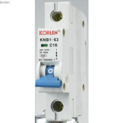 High Quality Knb1-63-2007 (DZ47-63) Mini Circuit Breaker pictures & photos