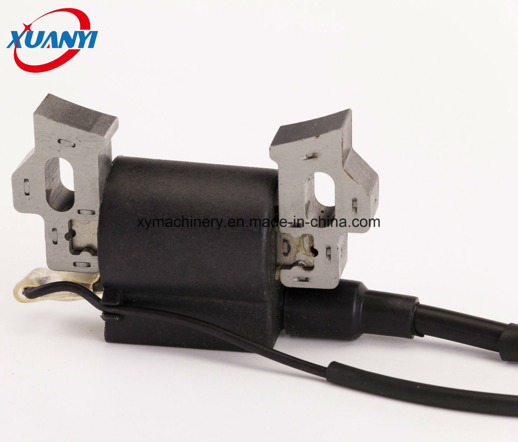 [Hot Item] Spark Plug Ignition Coil, High Pressure Coil for 168f 6 5HP  163cc Gasoline Engine, 2kw Generator Spare Parts