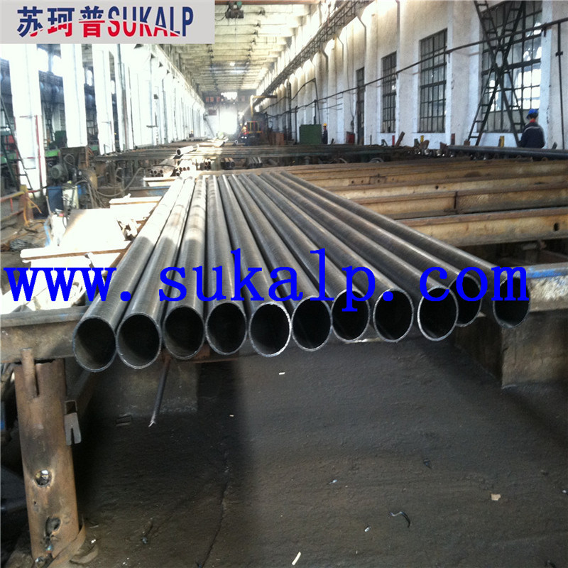 Black Steel Pipe pictures & photos