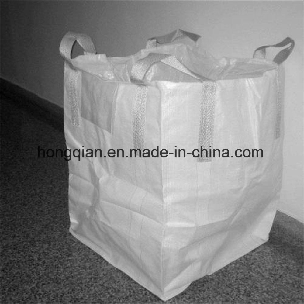 Chinese One Ton Pp Fibc Woven Bulk Jumbo Sand Cement Flexible Container Super Sacks Bag With Factory Price Supplier China
