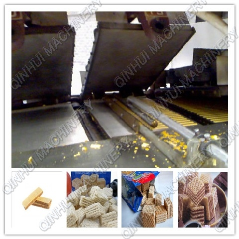Russia Customized Wafer Biscuit Machine