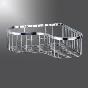 Stainless Steel Bathroom Accessories Single Bath Basket