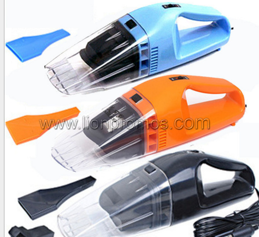 Popular Custom Logo Printing Car Use Gift 12V Portable Vacuum Cleaner pictures & photos