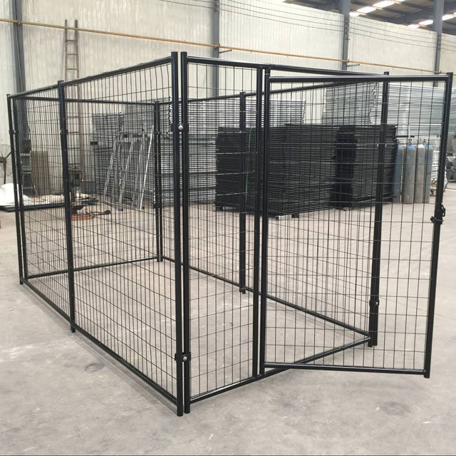 China 4 FT. X 8 FT. X 6 FT. Welded Wire Dog Fence Kennel Dog Pen ...