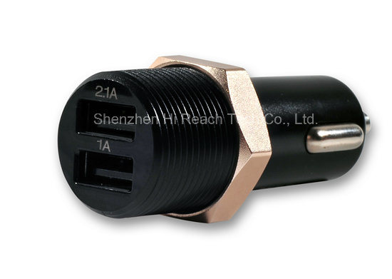 Hot Selling 5V 2A Dual USB Car Charger pictures & photos