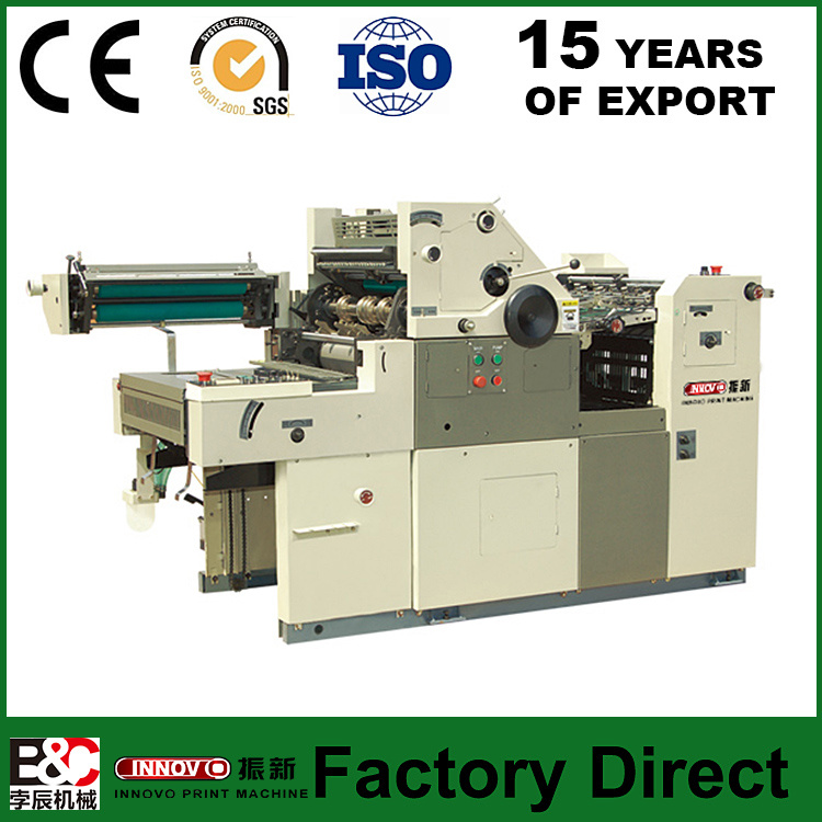 Inovo-47anp Single-Color Hectograph Machine Brand New Offset Printing Machine