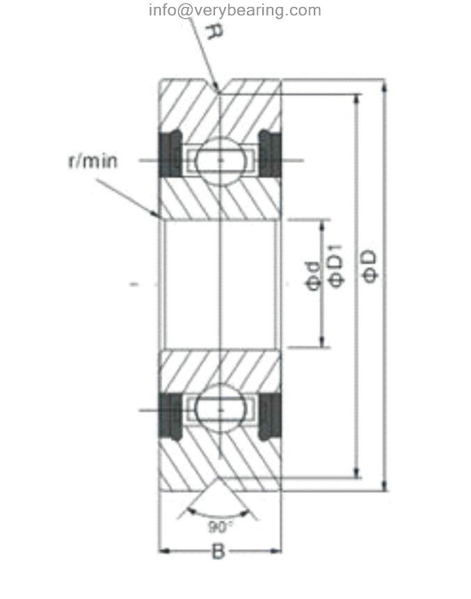 China Wire Guide And Straightening Rollers A1002zz A10022z Track Roller Bearing For 10× 35× 9mm: 2z Wiring Diagram At Outingpk.com