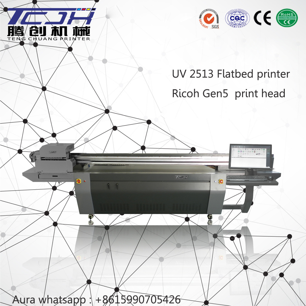 China Large Format Solvent Printer Digital Flat Bed Uv Printing Diagram Of A Service Flatbed