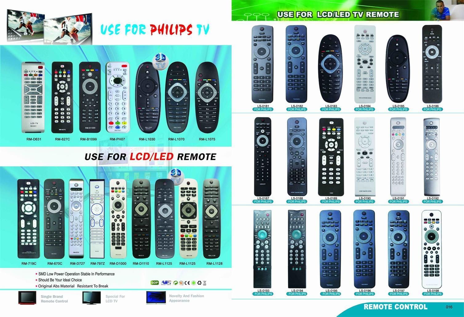 China Home Appliance Tv Remote Control Rc2023601 Very Simple Ir Switch For An Electrical Light