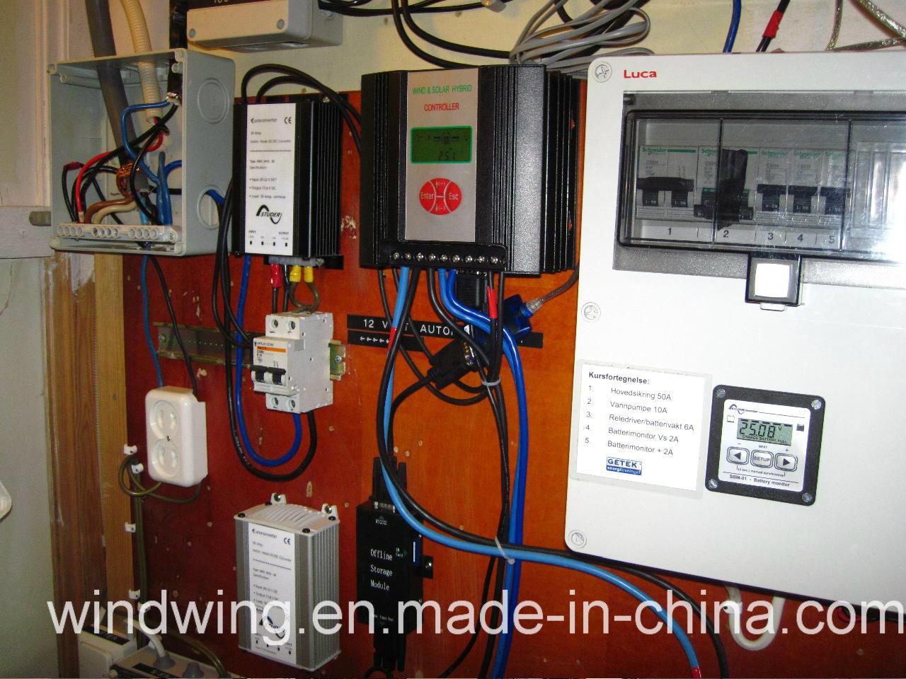 China 600w Magnet Wind Turbine Generator For Water Pump 200w 5kw Home Wiring Basics
