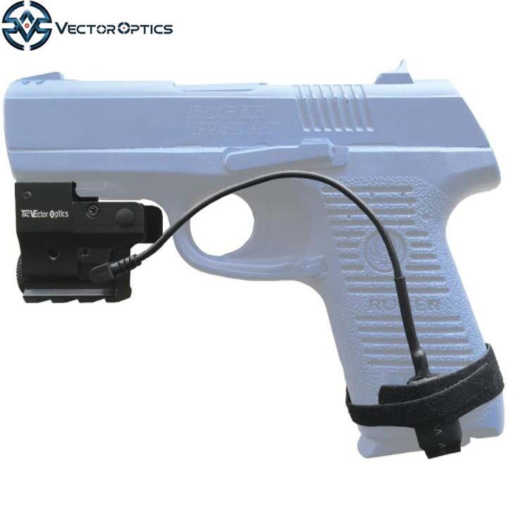 [Hot Item] Vector Optics Twilight Compact Green Pistol Glock Laser Sight  for Glock 17 Glock 19 Accessories