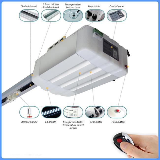 China Family Remote Clicker Garage Door Opener Garage Door Cost