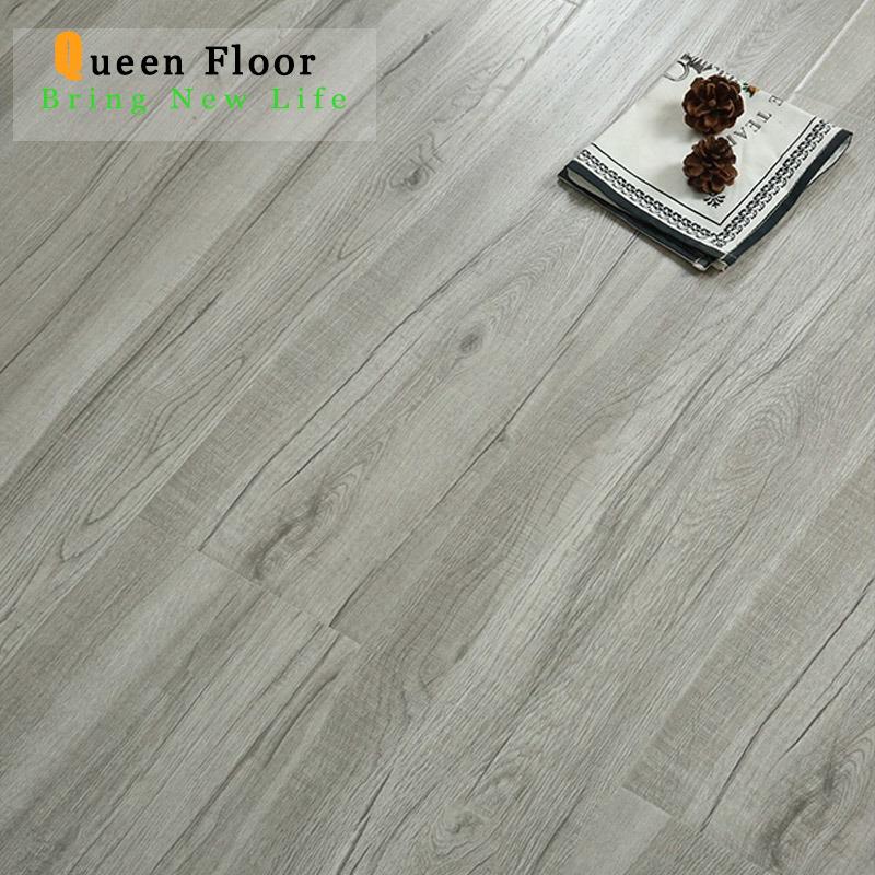 China 12mm 8mm Hdf Thickness Homebase, Grey Laminate Flooring Homebase