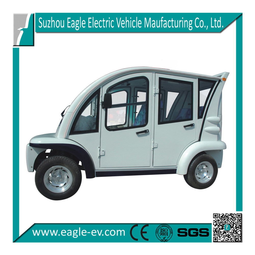 Electric Passenger Car, with Aluminum Hard Door, Eg6043kf pictures & photos