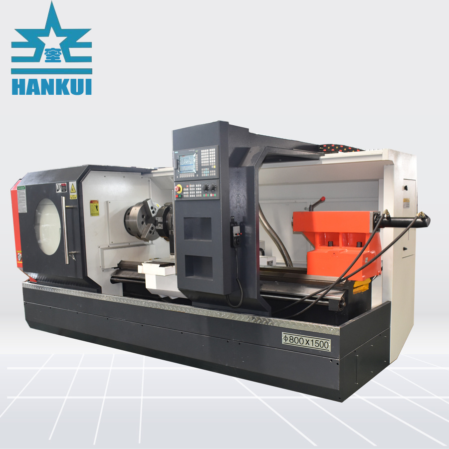 Ck6163 Siemens Controller CNC Horizontal Turning Lathe Factory Price