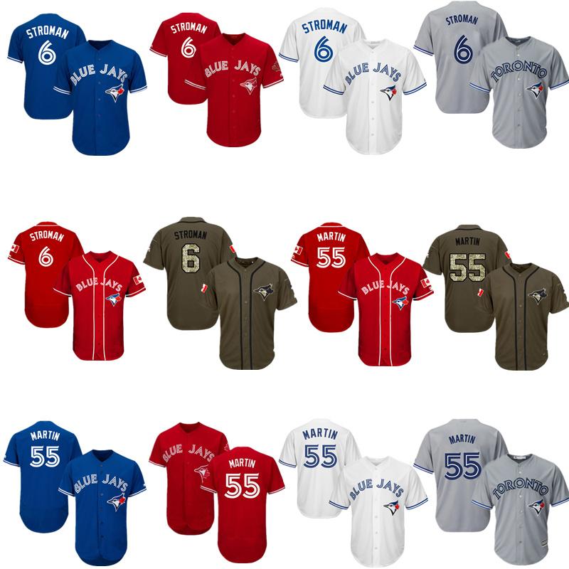 China Men Women Youth Blue Jays Jerseys 6 Marcus Stroman Baseball Jerseys -  China Toronto 9515a6e7f6