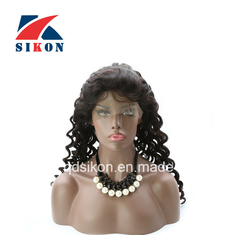 Wholesale Cheap Brazilian Human Hair Full Lace Wigs Natural Brazilian Full Lace  Human Hair Wigs for Black Women ddefbe0c1