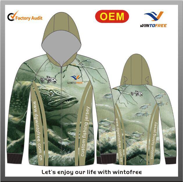 af9ebc7ef8e China Long Sleeve Fishing Shirts, Hooded Sweatshirts, Custom Sublimated  Fishing Jerseys. - China Fly Fishing Hoodies, Hooded Sweatshirts