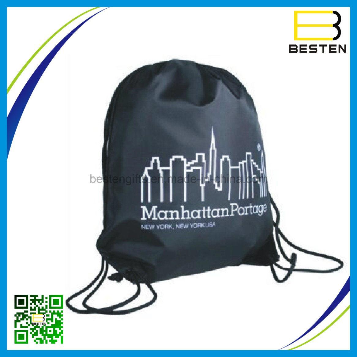 Hot Item Custom Drawstring Bags No Minimum For Promotion