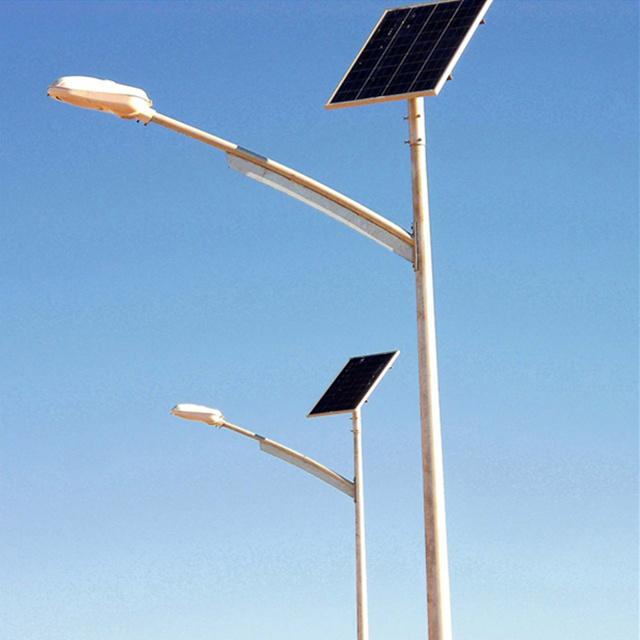 Outdoor Lighting Pole Led Solar