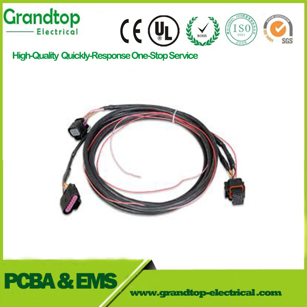 China Factory Customed Automotive Vehicle Electric Wire Harness ...