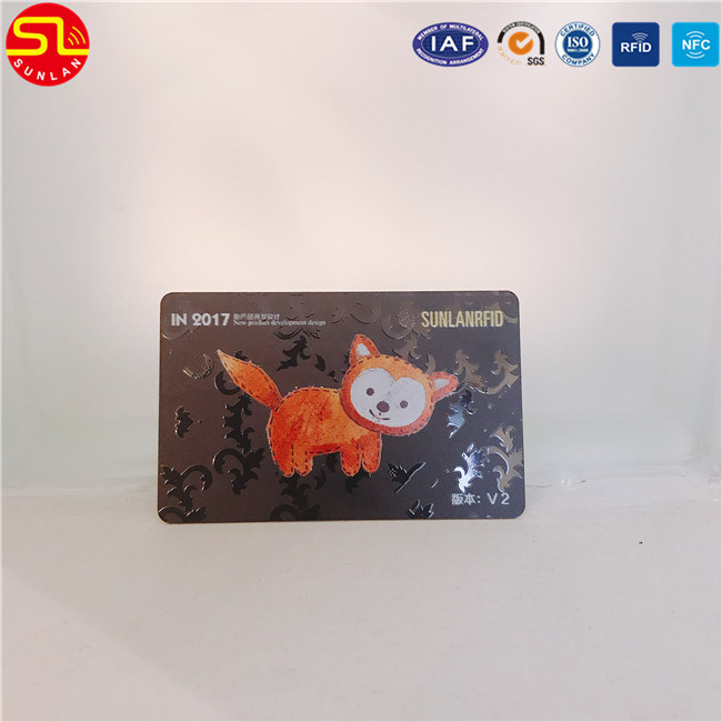 13.56MHz RFID Smart Proximity Card with Preprinted Logo and Number pictures & photos