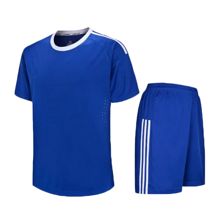 best service 81f25 890bc [Hot Item] Men′s Breathable Customized Plain Football Shirts