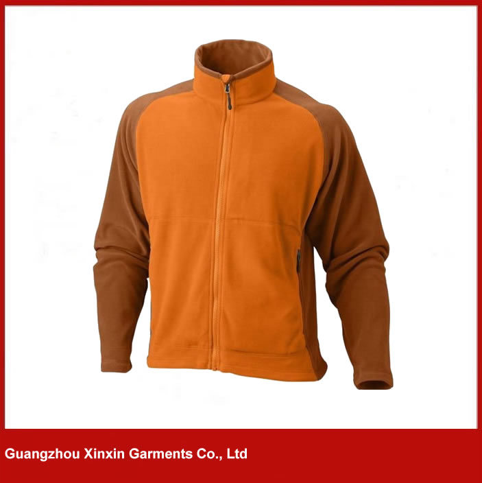 2017 New Design Fashion Sport Clothes Fleece Jacket (T86) pictures & photos