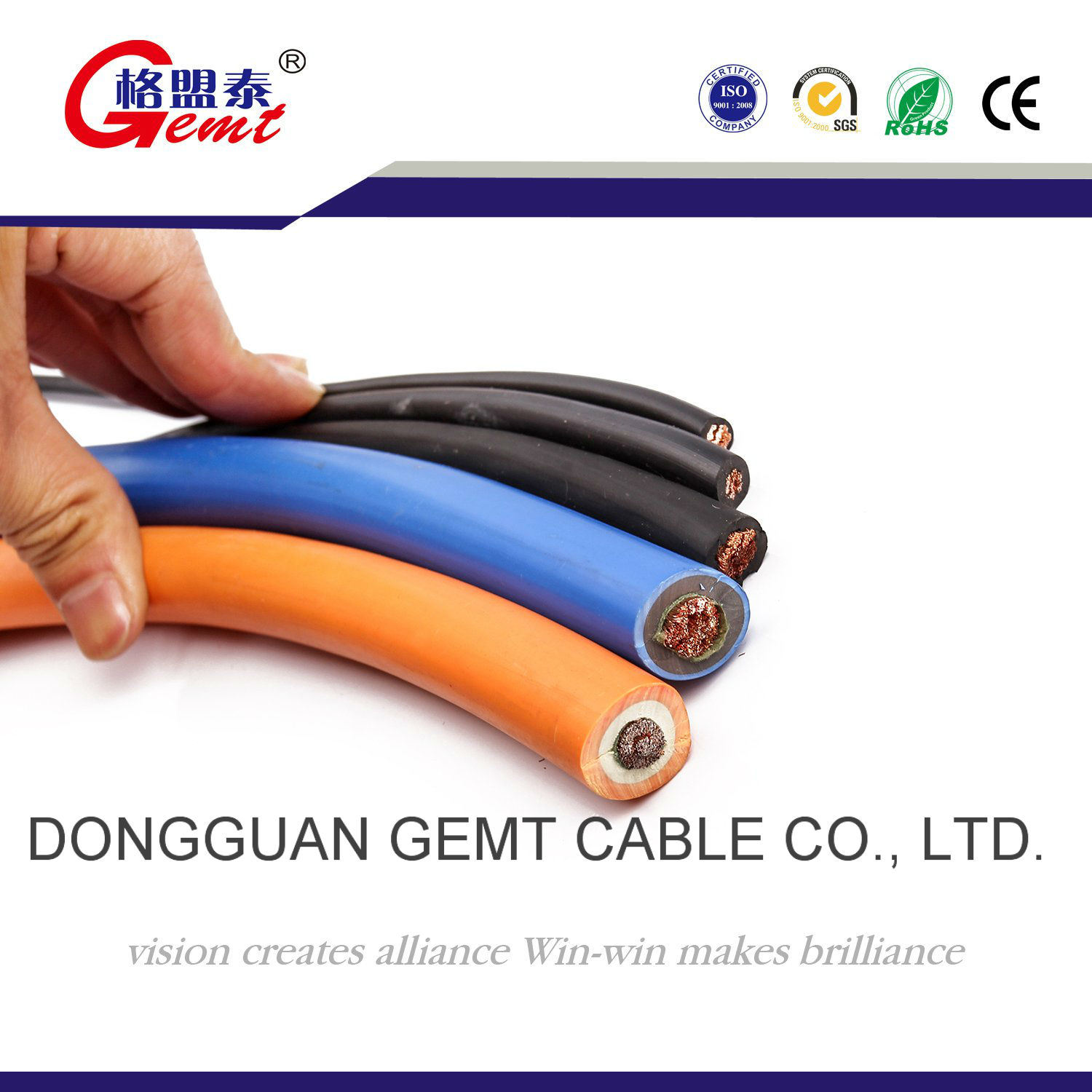 [Hot Item] Welding Rubber Cable Standards IEC60245