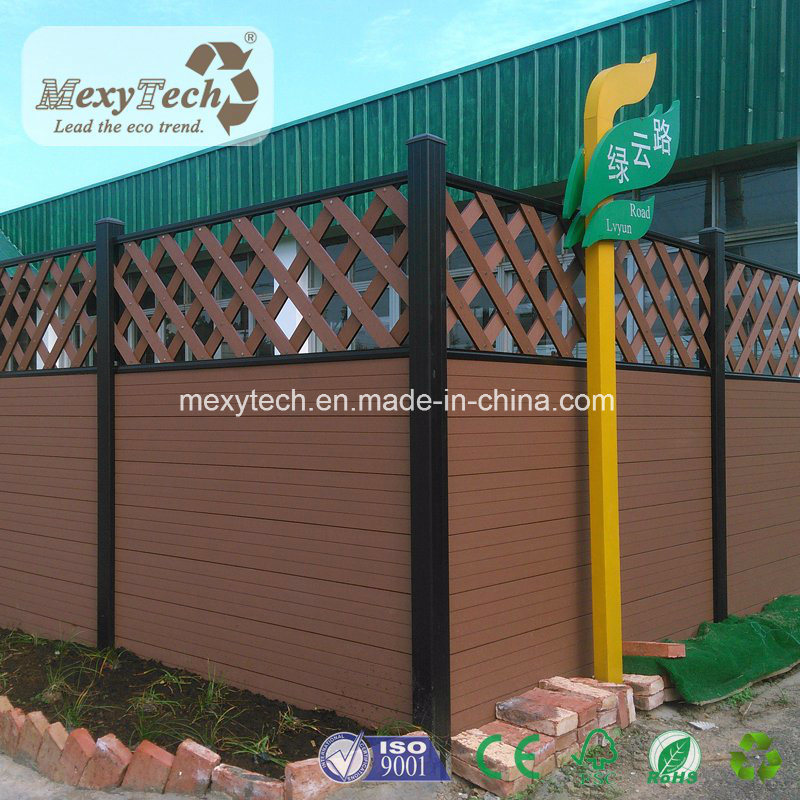 Slap Up Composite Wood WPC Garden Lattice Fence