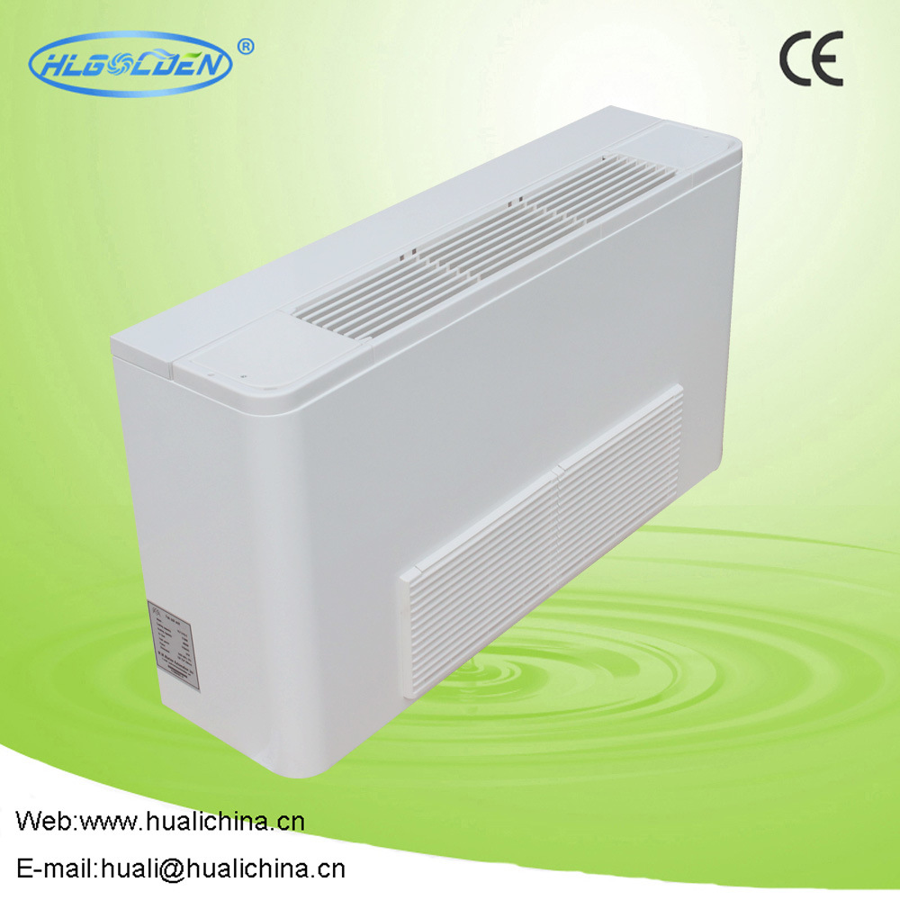China Hot Ing Ceiling Mount Floor Standing Chiller Water Fan Coil Unit
