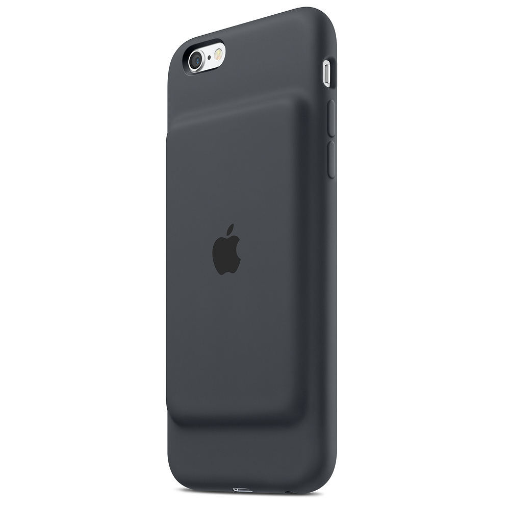 detailed look 7fc81 cd8d0 [Hot Item] Original Smart Battery Case Charging Back Cover for Apple iPhone  6/6s Portable Power Bank