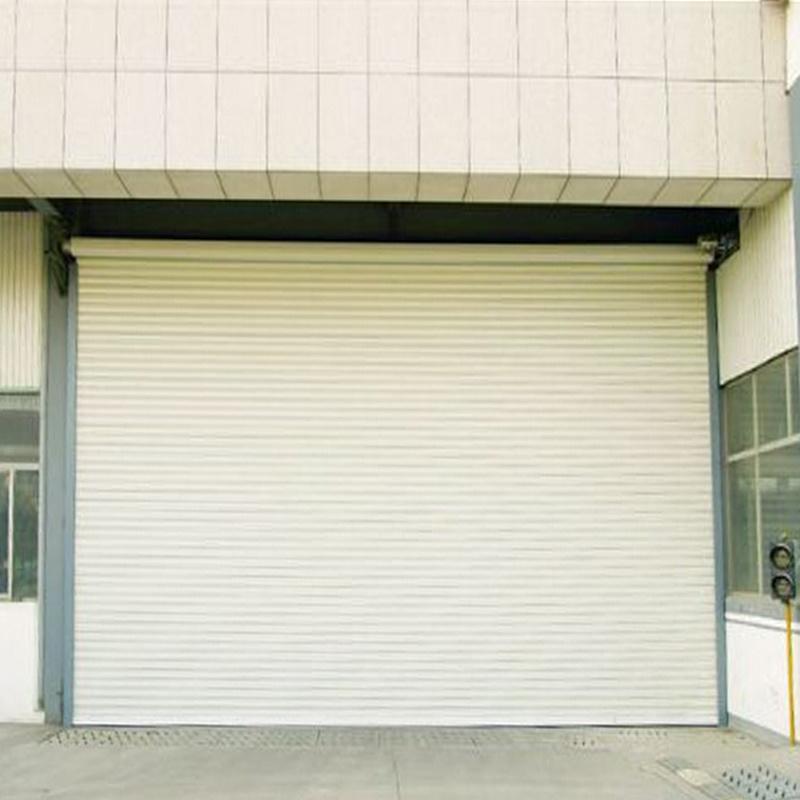 China Automatic Roller Shutter Garage Door China Roller Shutter