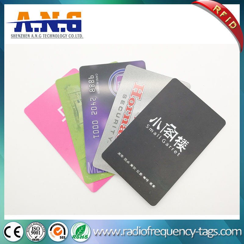 China Factory Price Cr80 Plastic 125kHz Tk4100 RFID Business Card ...