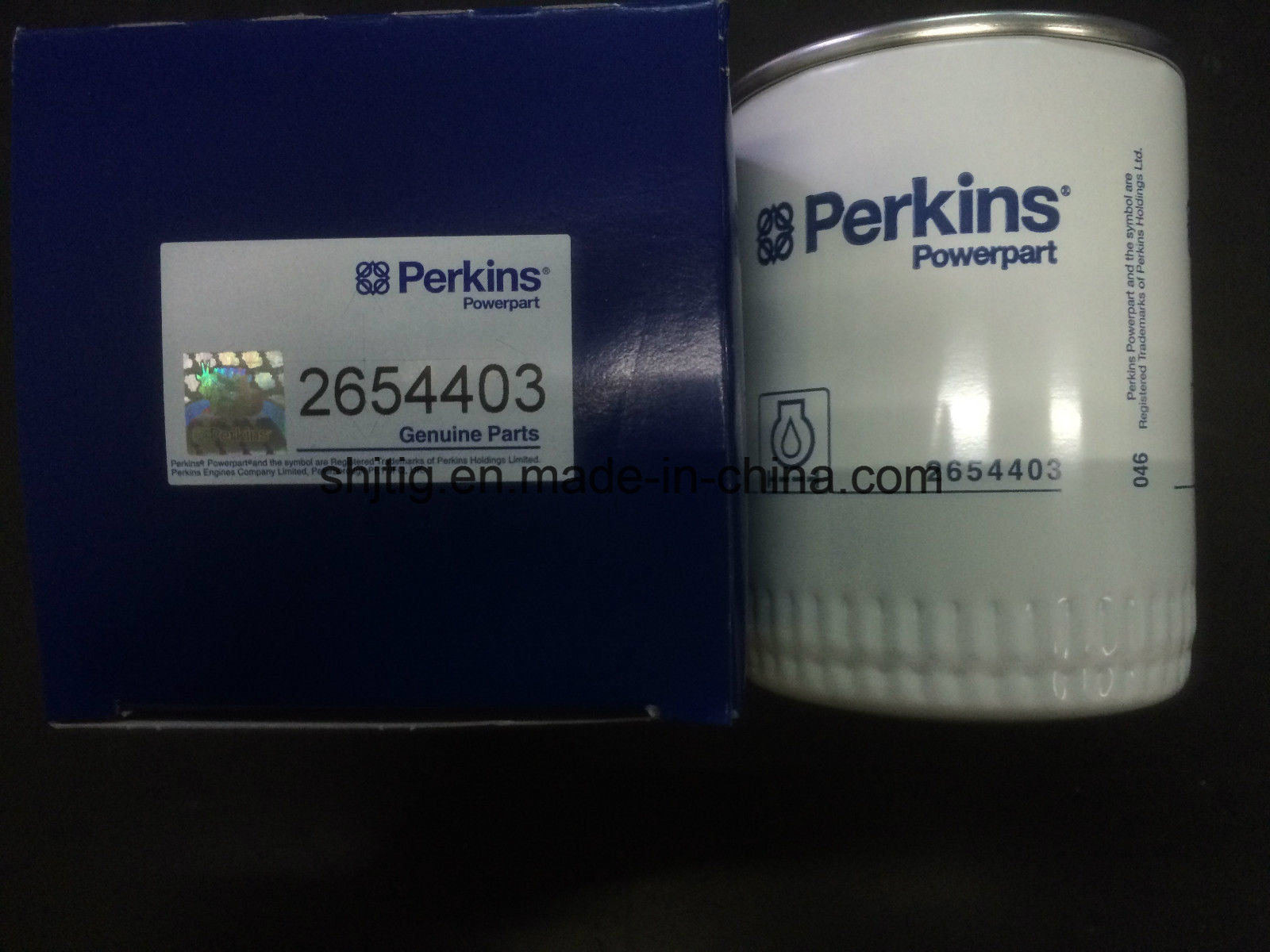 China 2654403 Fuel Filter for Caterpillar, New Holland, Vermeer, Volvo  Equipment; Perkins Engines - China Fuel Filter, Oil Filter