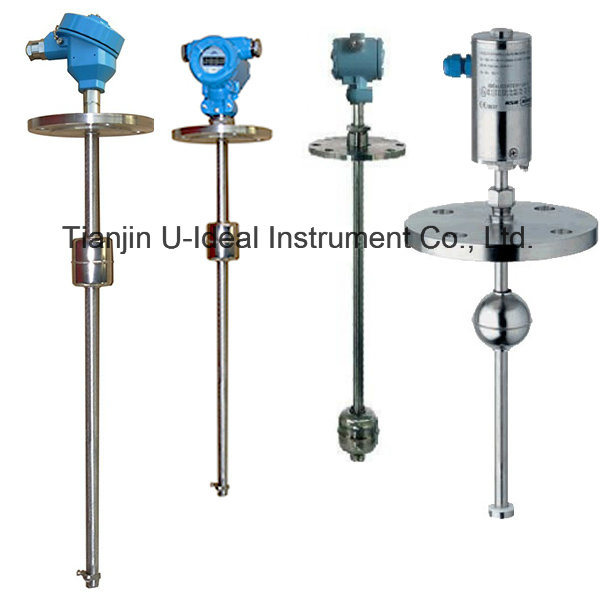 China Magnetic Level Transmitter Floater Type Water Level