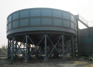 Haisun Mining Machine Center Hydraulic Driving Thickener Nzy