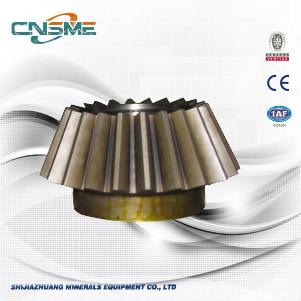 Crusher Mining Machinery Parts Supplier Gear and Pinions pictures & photos