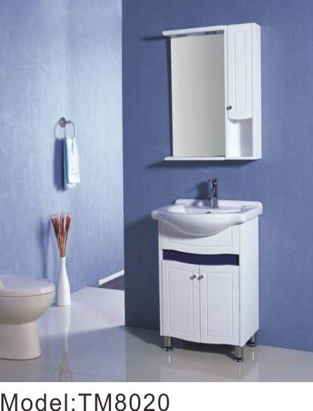China Sanitary Ware Cabinet Modern Bathroom TM8020