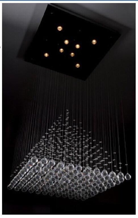 Crystal Lighting Fixtures Hotel Lobby