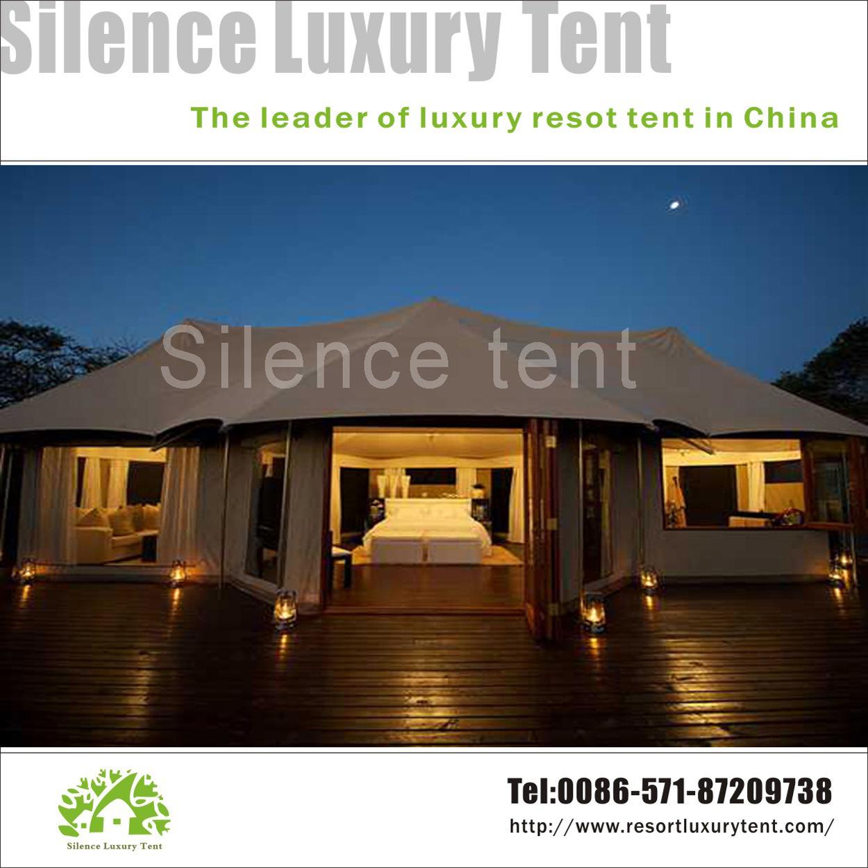 Luxury Resort Tent - Hangzhou Deyi Tent Manufacture Co. Ltd. - page 1. & Luxury Resort Tent - Hangzhou Deyi Tent Manufacture Co. Ltd ...