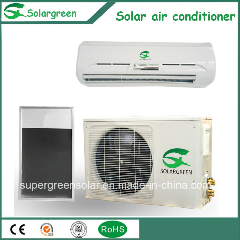 High Quality Affordable Hybrid Solar Power AC Air Conditioner Price pictures & photos