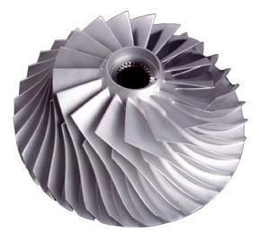 Turbine Compressor Wheel Impeller Turbo Impeller Turbine Compressor Impeller For Ge Emd Alco Diesel Locomotive Engine on Centrifugal Fan Blades Design