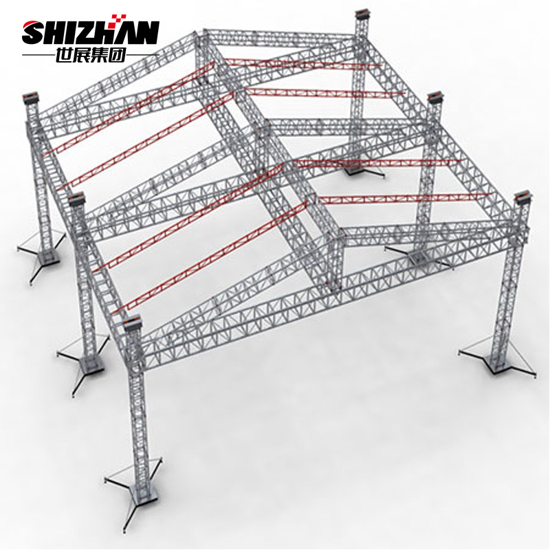 China Fashion Show Runway Stage Truss System For Sale Runway Stage Design China Light Truss Roof And Aluminium Truss System Price