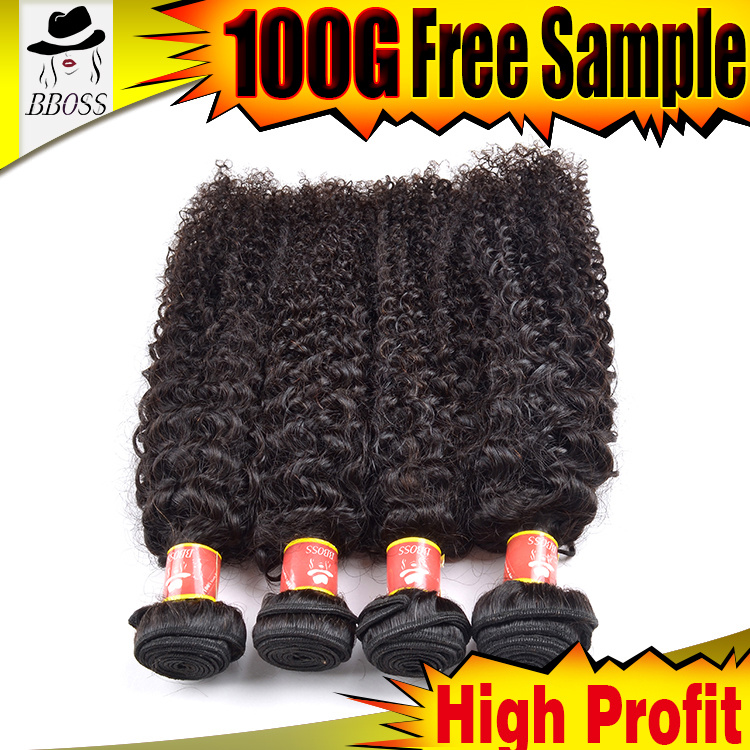 China 4c Afro Kinky Curly Angels Kenya Human Hair Weave Photos